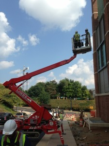 LLP Lift in Action-Charlottesville, VA