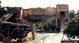 Escape from Pompeii - Busch Gardens - Williamsburg, VA