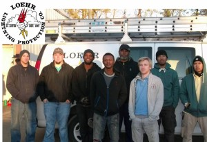 Group Shot of Some of our Talented Crew Members